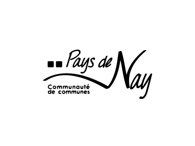 Communauté de Nay logo