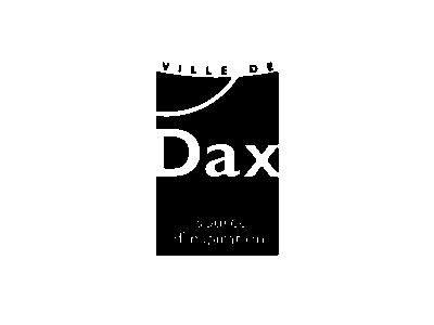 Ville de Dax logo