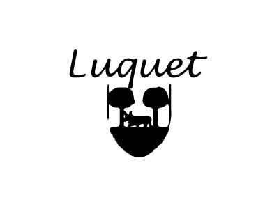 Ville de Luquet logo
