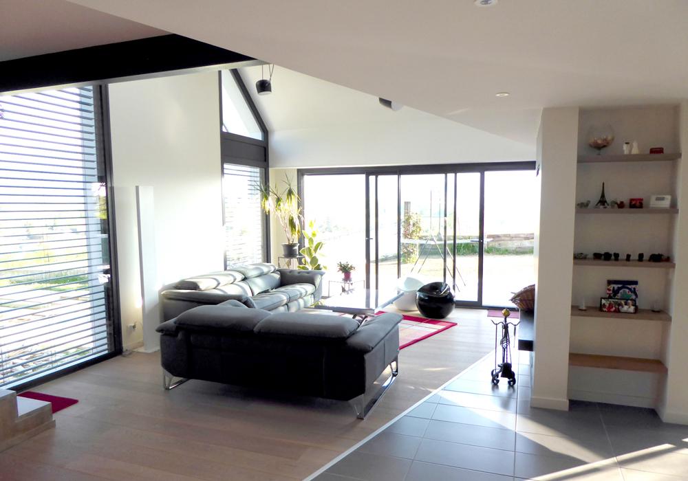 Maison, rénovation - Acta Architecture à Pau