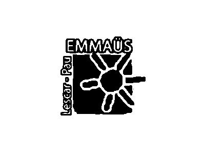 Emmaüs Lescar Pau logo