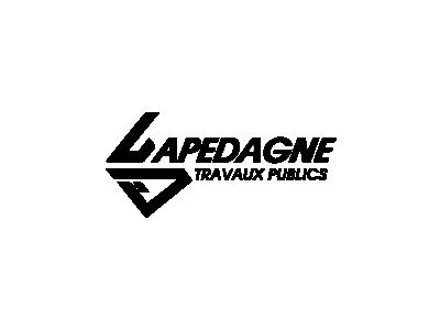 Lapedagne Travaux logo
