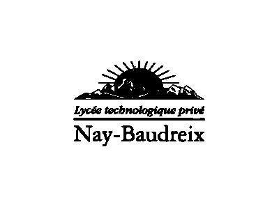 Lycée de Baudreix logo