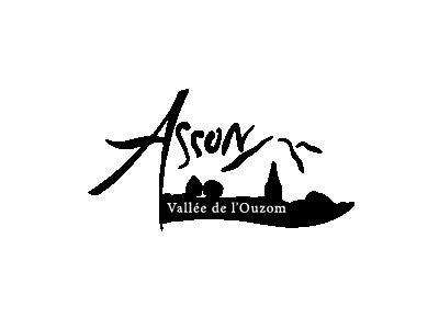 Ville d'Asson logo