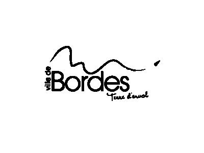 Ville de Bordes logo